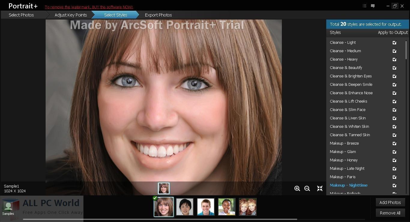 Arcsoft Portrait Plus 3 Review