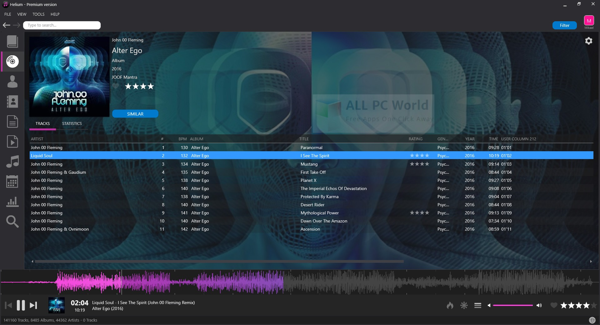 helium music manager review