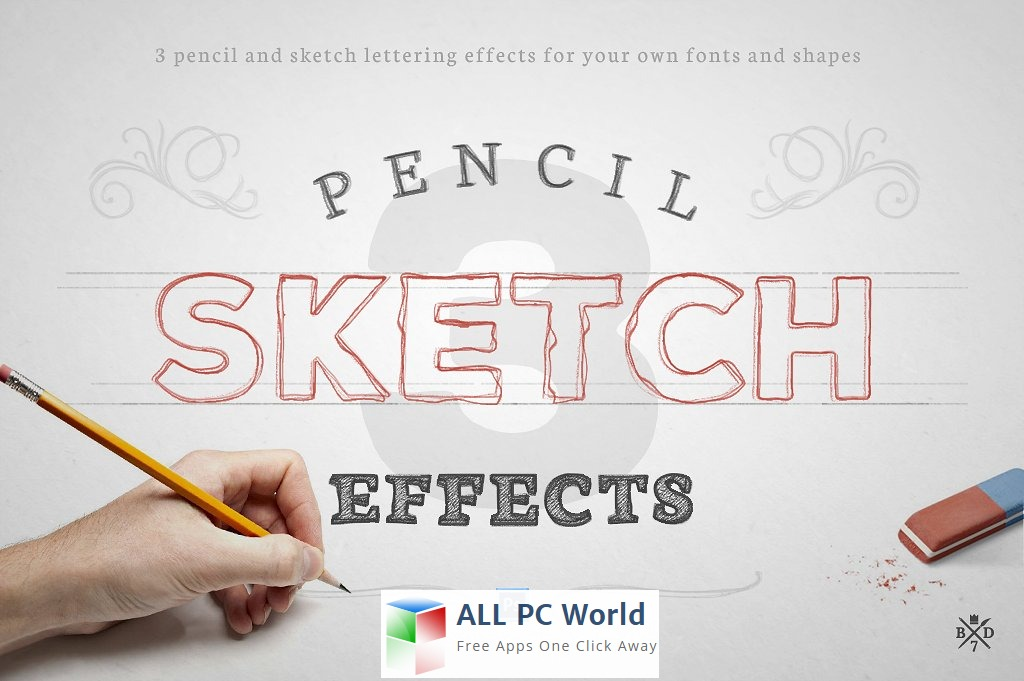 Pencilmate Pencil Effects Review