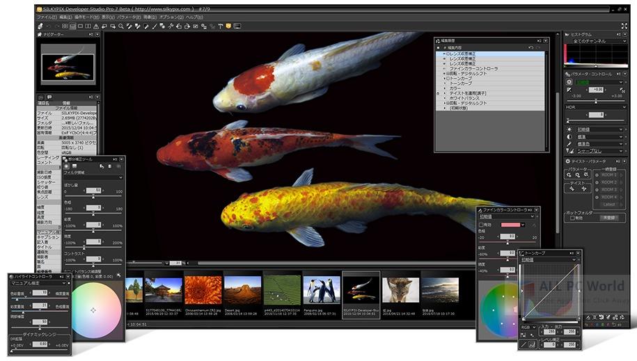 SILKYPIX Developer Studio Pro8 Review
