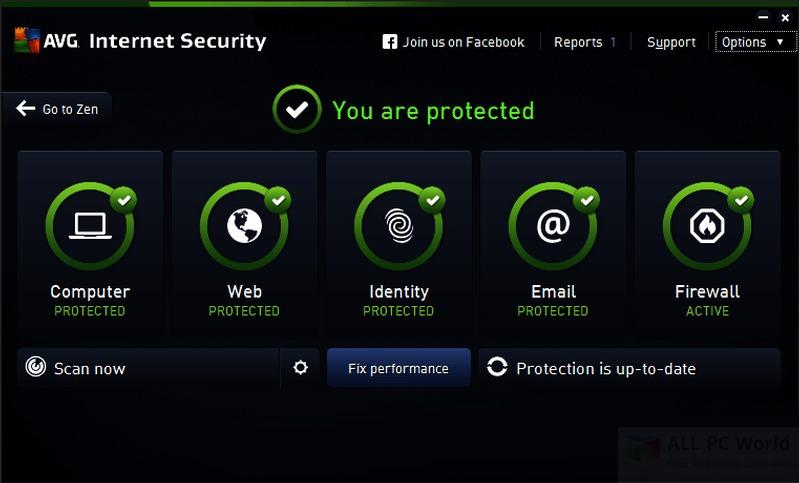 AVG Internet Security 2016 v16.101 Review