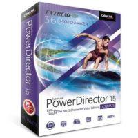 CyberLink PowerDirector Ultimate 15.0.2509.0 2017 Free Download