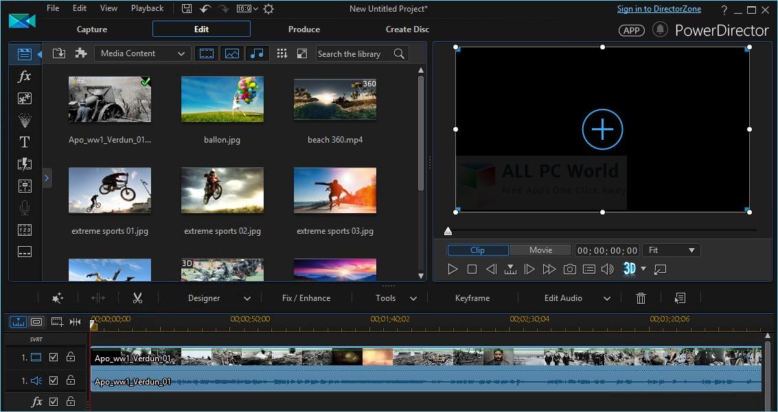 CyberLink PowerDirector Ultimate 15.0.2509.0 2017 Review
