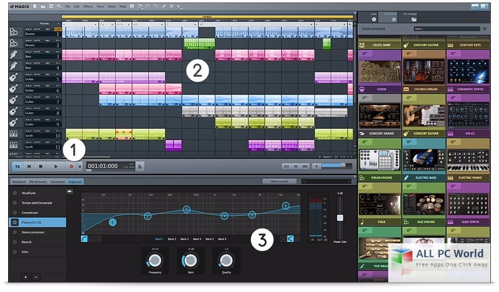 magix music maker 2017 free download full version