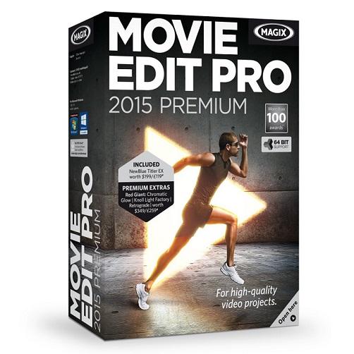 MAGIX Movie Edit Pro 2015 Premium Free Download