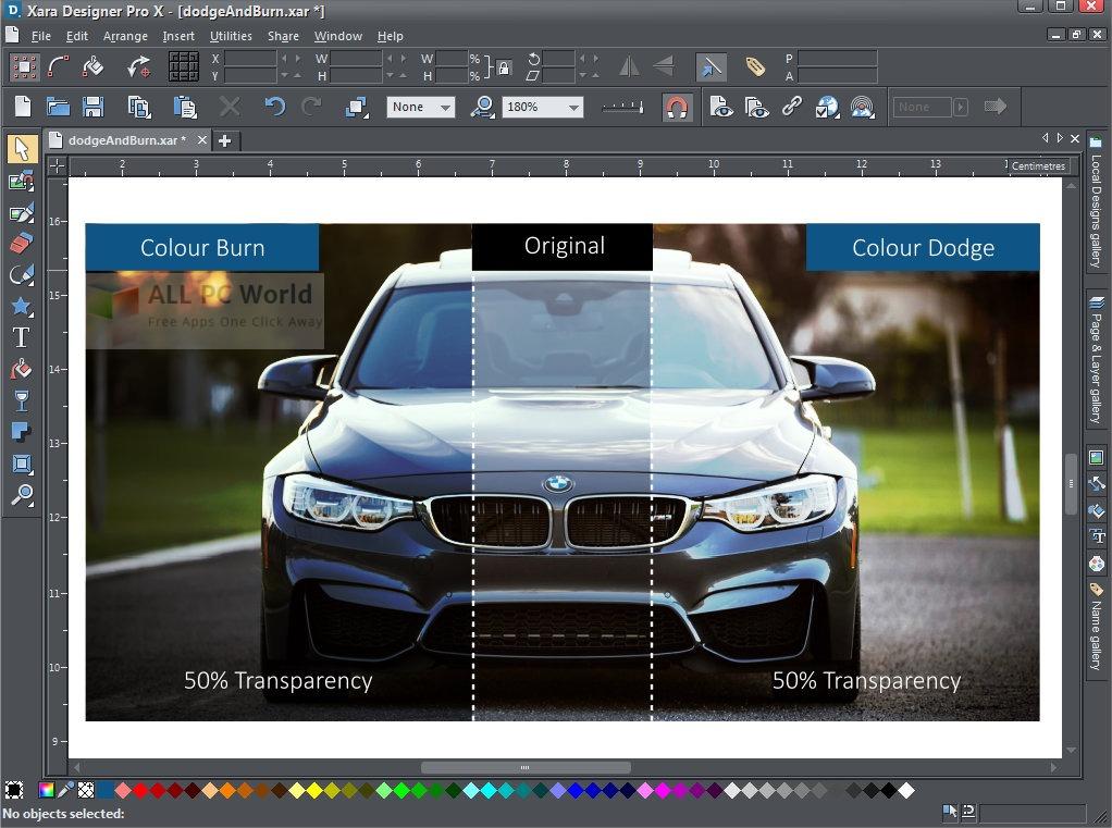 Portable Xara Designer Pro X365 Review