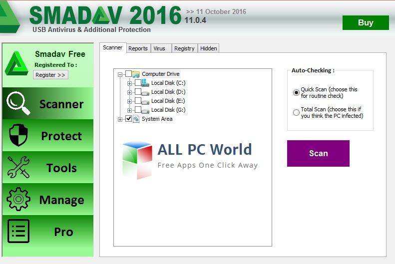 SmadAV Pro 10.9 2016 Review