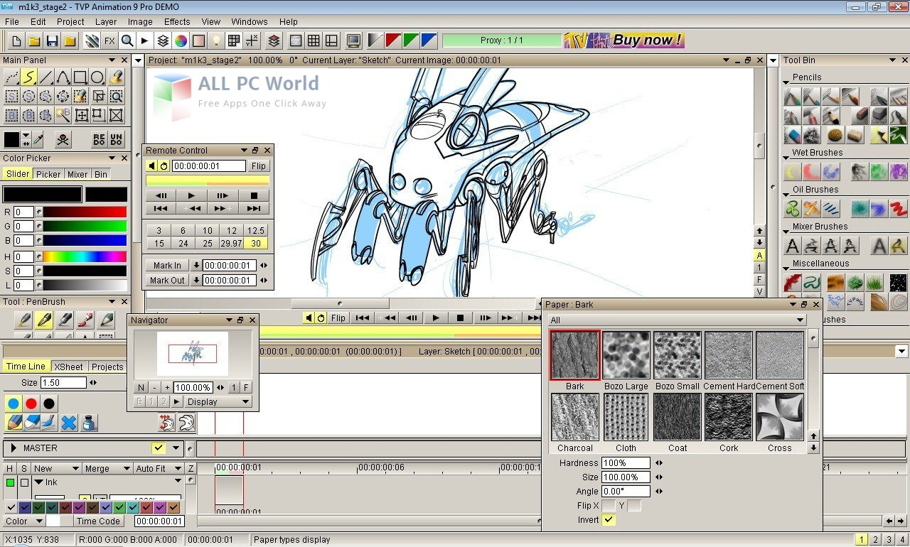 TVPaint Animation 10 Pro Review