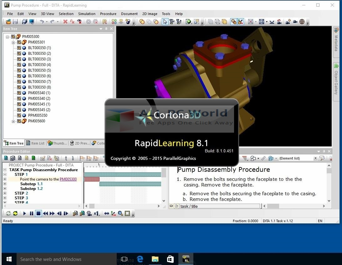 Cortona3D RapidAuthorS 9.0 + RapidDeveloperS 2.5 Review