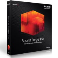 Download MAGIX Sound Forge 11 2016 Free