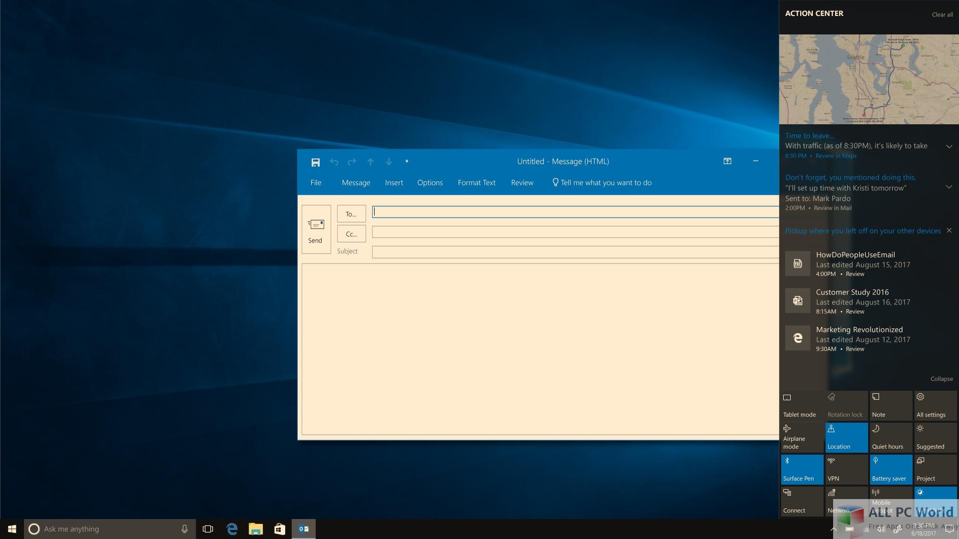 Download Windows 10 Enterprise Creators Update April 2017 Free