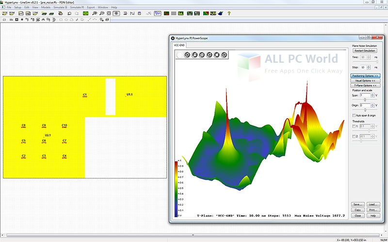 Mentor Graphics HyperLynx SI PI Thermal v9.4 Review
