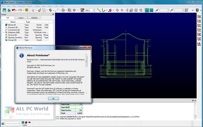 PointWise 18.0 R1 2016 Review