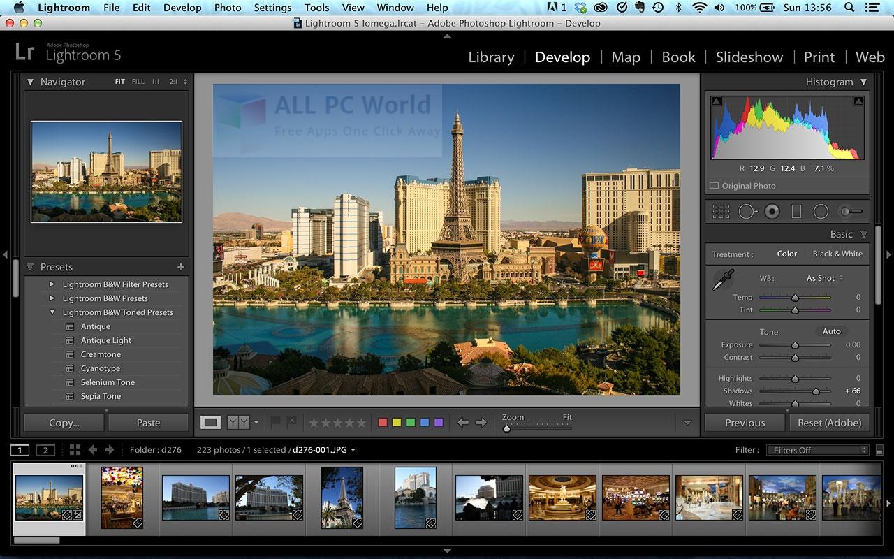 Adobe Photoshop Lightroom 6.10.1 Review