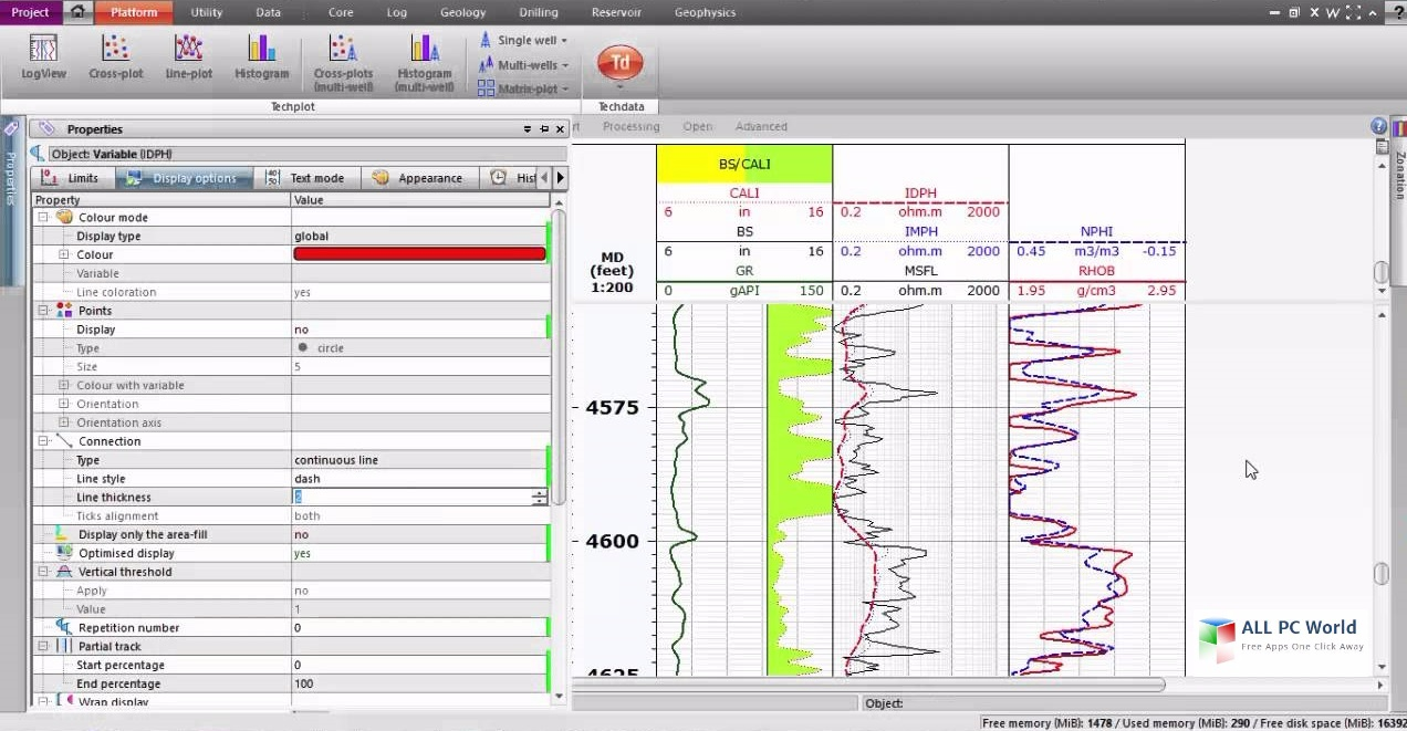 Download Schlumberger Techlog 2011.2.2 Revision 100227 Free