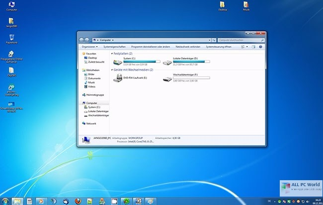 Download Windows 7 AIO May 2017 DVD ISO Free