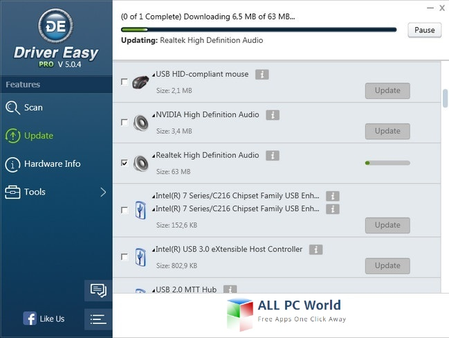 Download Driver Easy Professional 5.5.1.14322 Free - ALL PC World