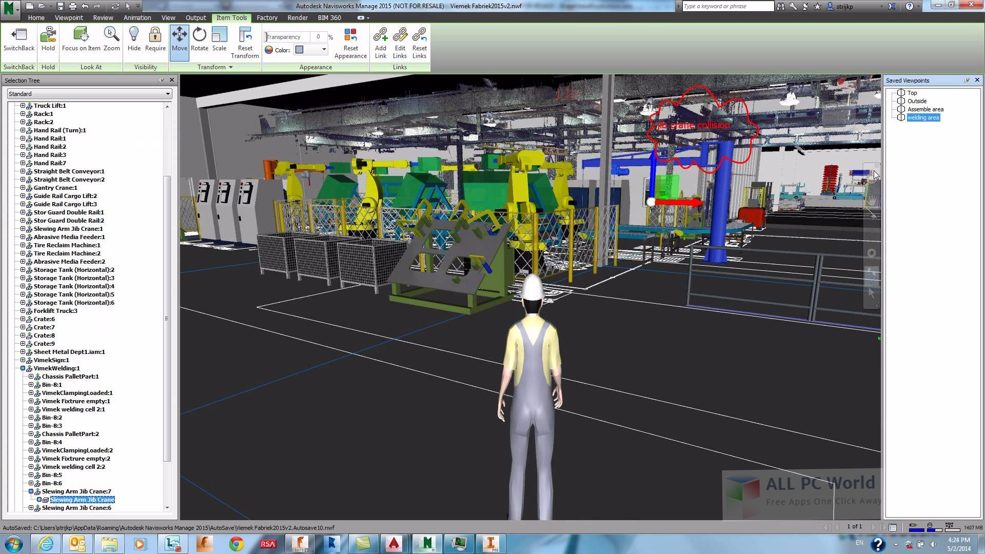 Autodesk Factory Design Utilities 2018 Review