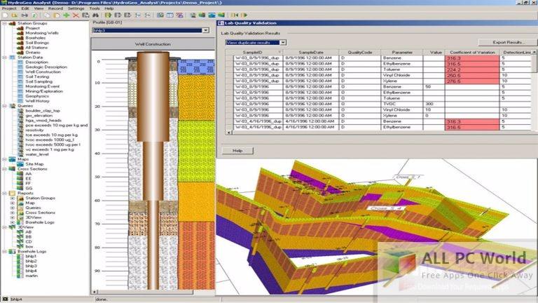 Download Schlumberger Hydro GeoBuilder 2009.1 v1.1.94.0 Free