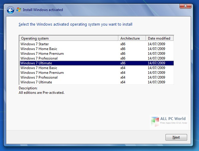 Download Windows 7 AIO DVD ISO with June 2017 Updates Free