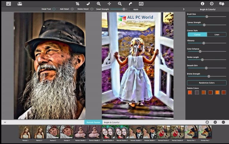 JixiPix Portrait Painter 1.33 Review