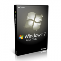 Windows 7 AIO DVD ISO with June 2017 Updates Free Download