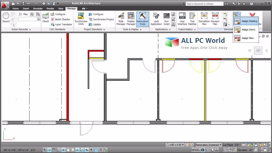 AutoCAD Architecture 2018 Review