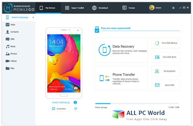How to Transfer SMS from Samsung to PC