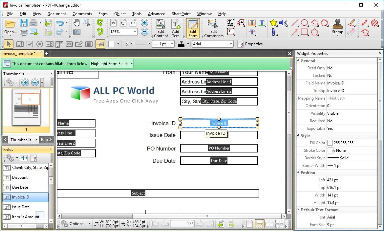 PDF-XChange Editor Plus Review