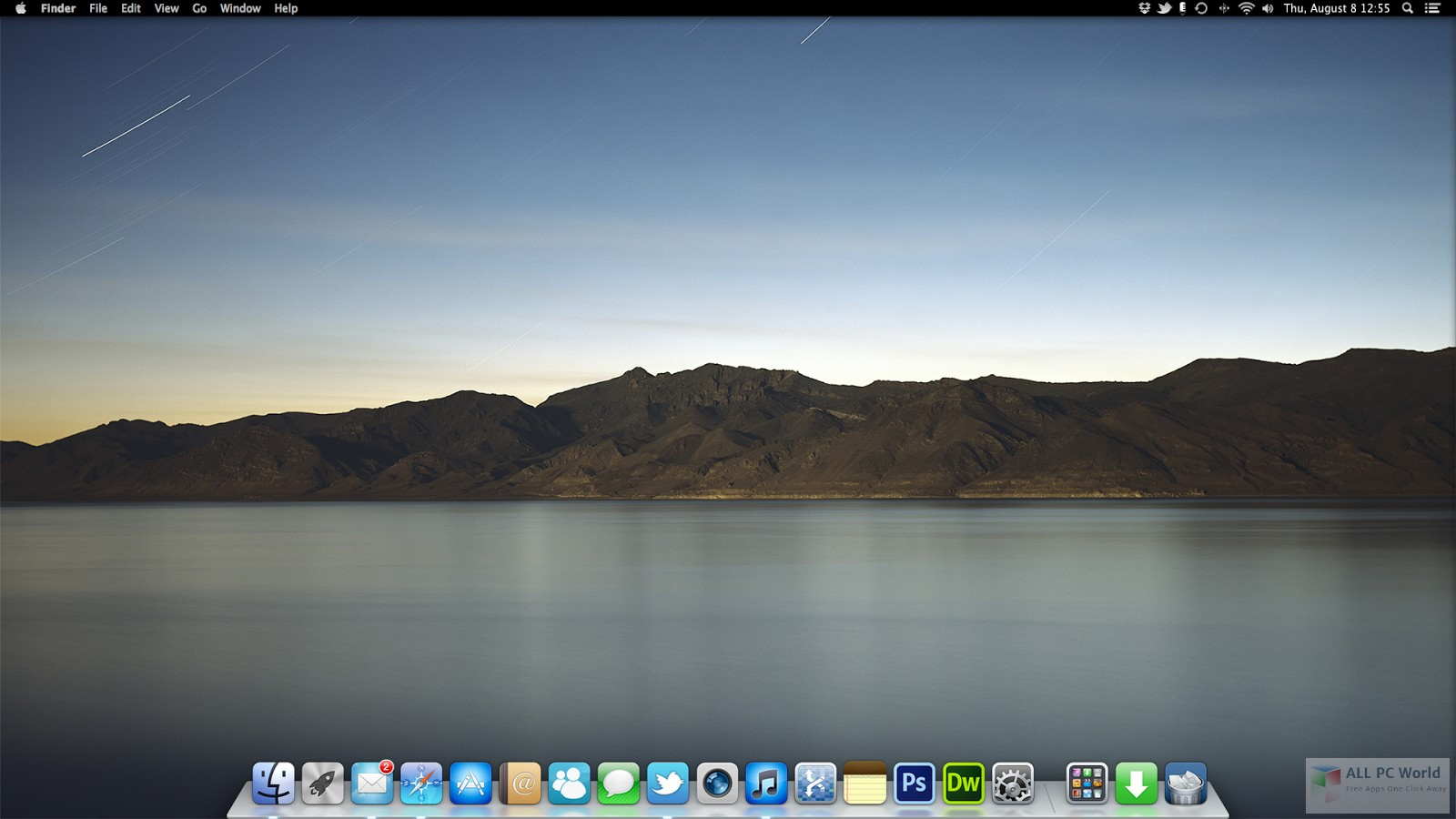 Download Mac OS X Mountain Lion 10.8.3 DMG Free