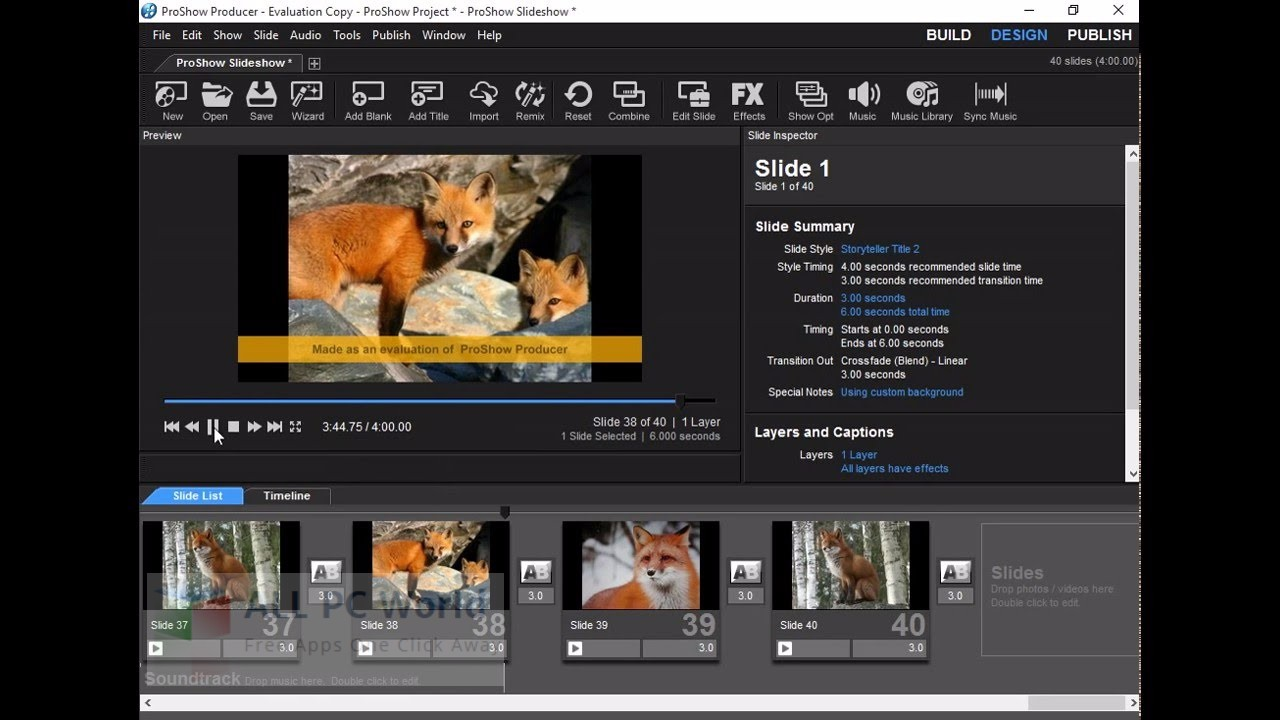 Photodex ProShow Producer 9 Review
