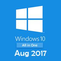 Windows 10 AIO Build 15063.540 x64 Aug 2017 Free Download