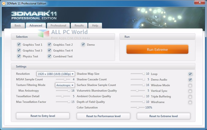 3DMark Professional Edition 2.4.3802 Review