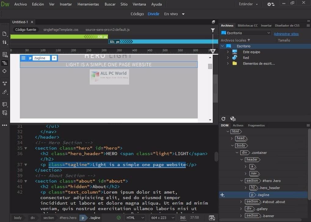 Adobe Dreamweaver CC 2018 Review
