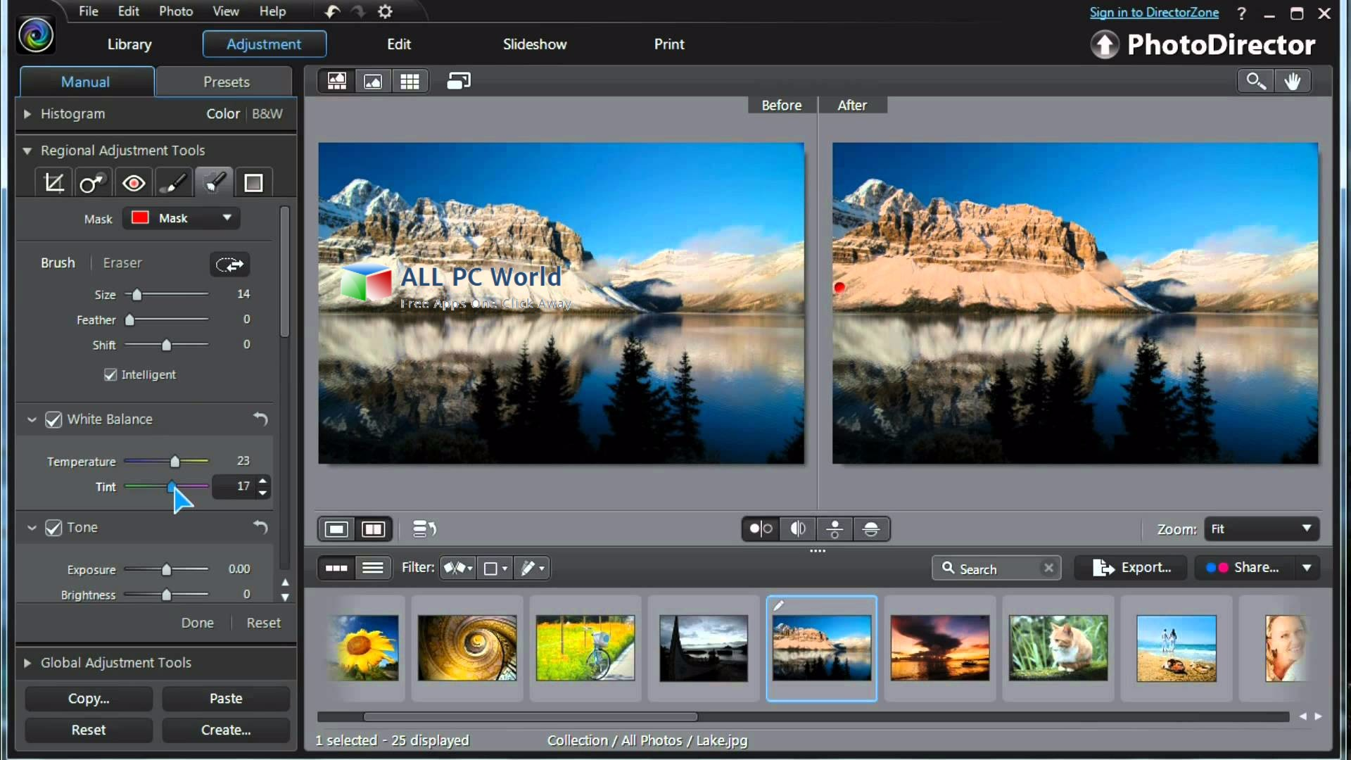download photodirector for pc