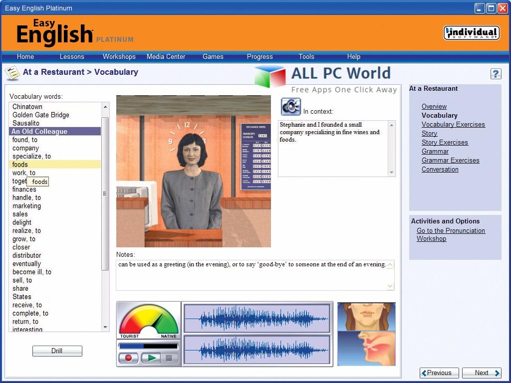Easy English Platinum v11 Free Download