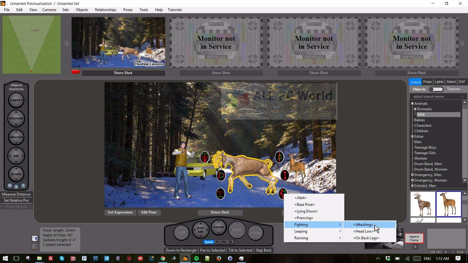 FrameForge Storyboard Studio Pro 4.0 Review