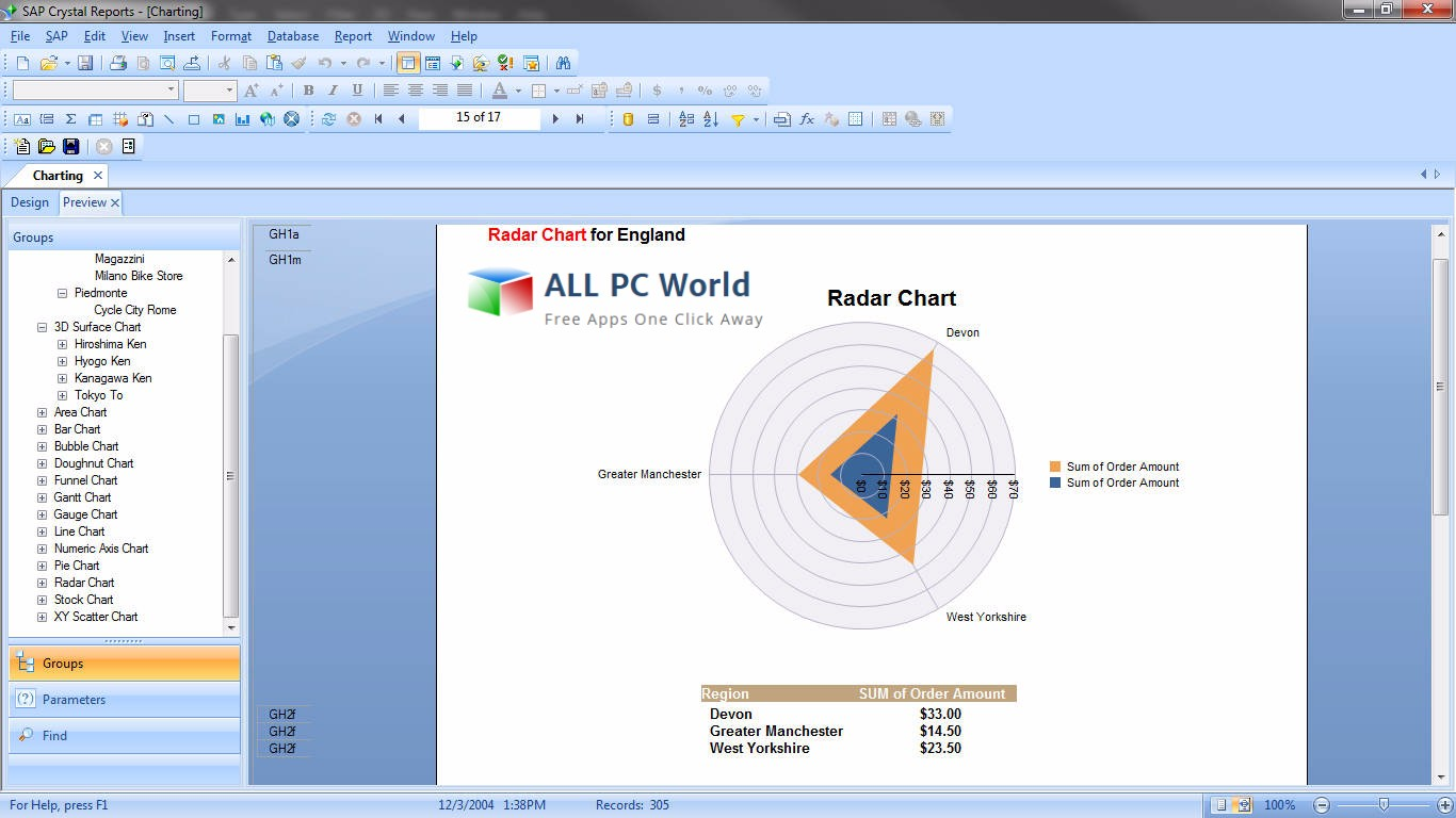 SAP Crystal Reports 2013 v14.1 Review