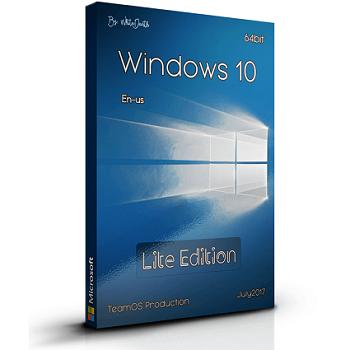 Windows 10 Lite Edition v4 x64 2017 Free Download