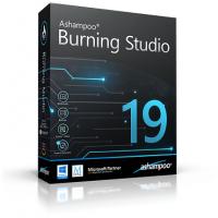 Ashampoo Burning Studio 19 Free Download