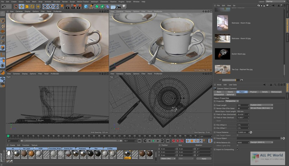 Maxon CINEMA 4D Studio R19 Review