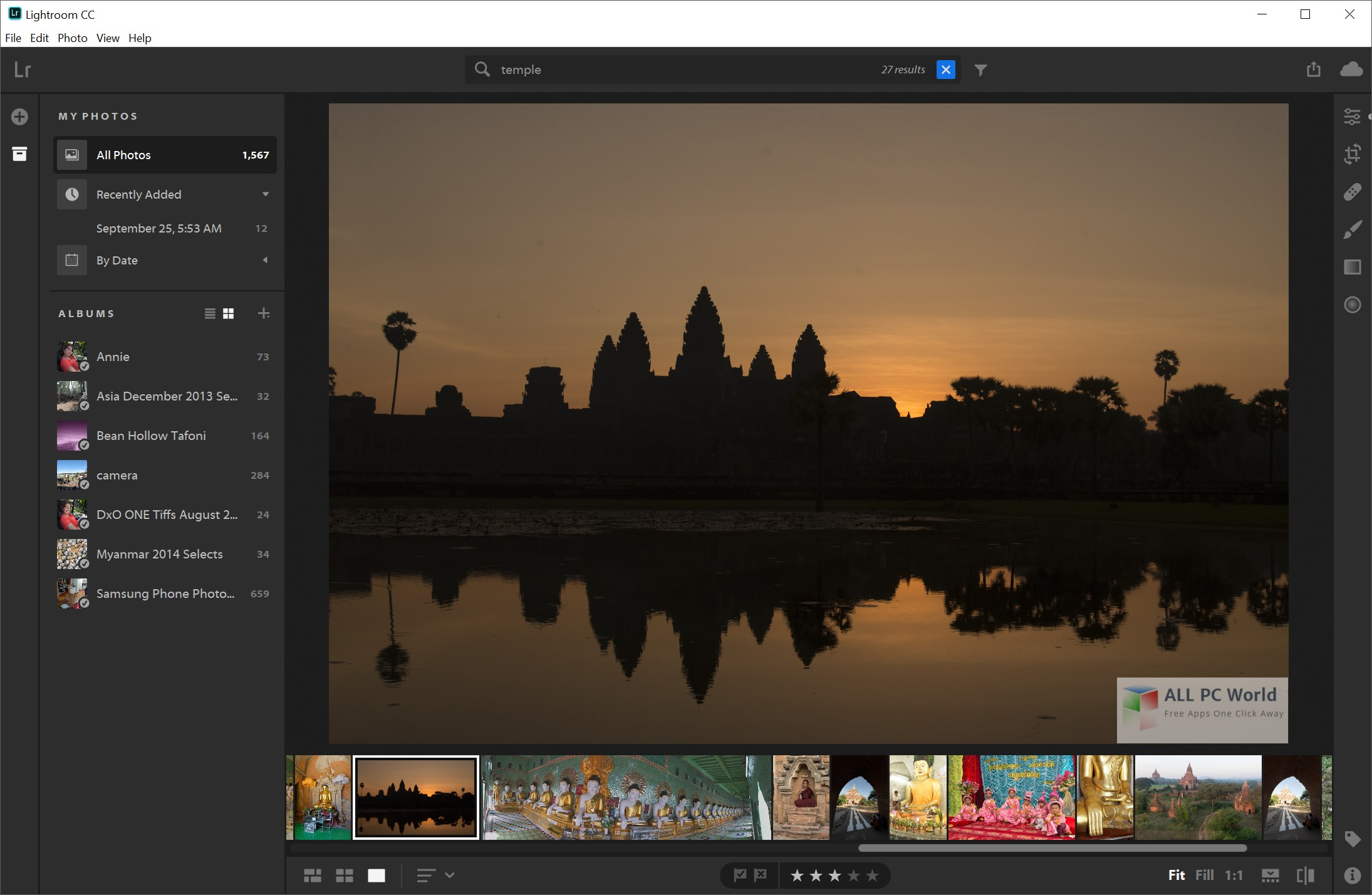 Portable Adobe Photoshop Lightroom CC 1.0 Review