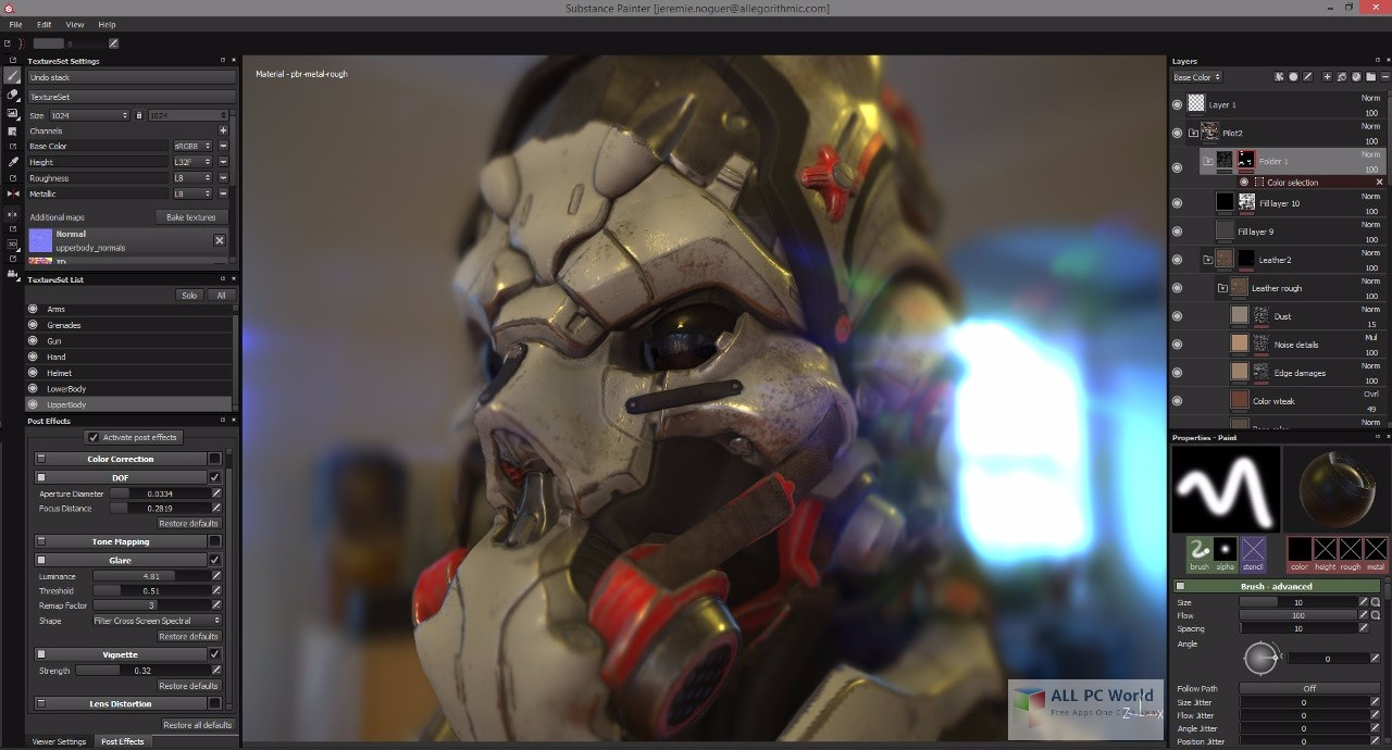 Substance Painter 2017 Review