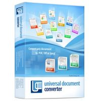 Universal Document Converter 6.8 Free Download