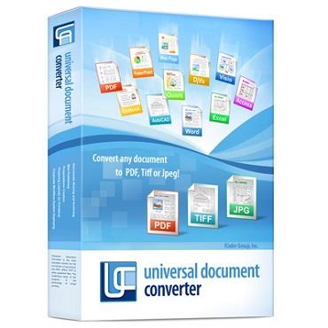 Universal Document Converter 6.8 Free Download