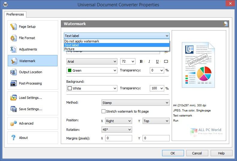 Universal Document Converter 6.8 Review