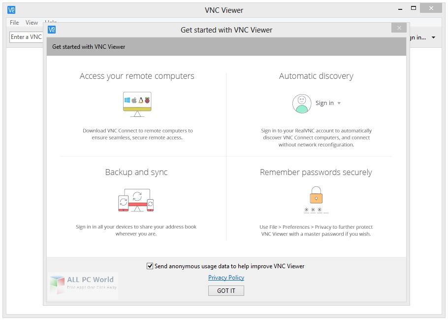 VNC Enterprise 6 Review