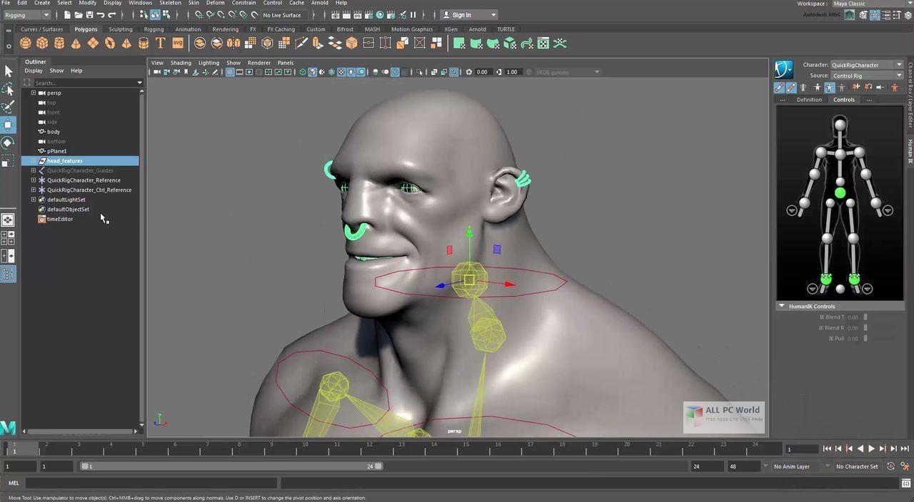 Autodesk Maya 2018 Download