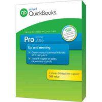 Intuit QuickBooks Desktop Pro 2016 Free Download