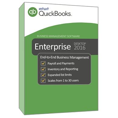 Intuit QuickBooks Enterprise Solutions 2016 Free Download